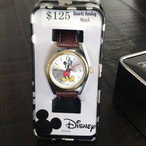 New Disney Mickey Mouse analog watch